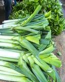 Fruits et légumes organiques sur le marché d'agriculteurs : Wilson Park, T Image libre de droits