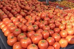 Fruits et légumes organiques sur le marché d'agriculteurs : Wilson Park, T photo stock