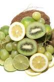 Fruits exotiques Image libre de droits