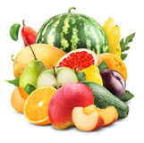 Fruits exotiques Image stock