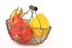 Fruits exotiques Images libres de droits