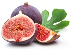 Fruits figs Royalty Free Stock Image