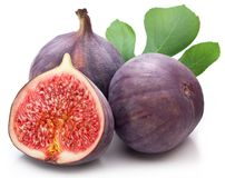 Fruits figs Stock Images