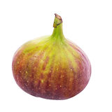 Fruits figs on white Stock Images
