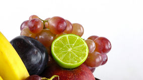 Fruits Fit Life Concept Royalty Free Stock Images