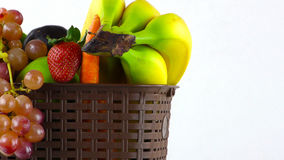 Fruits Fit Life Concept Stock Photography