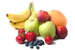 Fruits frais d'été Images stock
