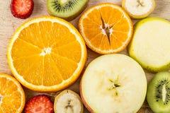 Fruits frais de Backgraund Image libre de droits