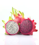Fruits frais de dragon Photos stock