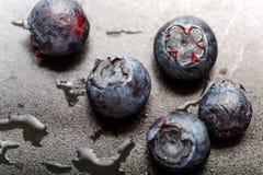 Fruits frais de forêt photos libres de droits