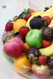 Fruits frais tropicaux image stock