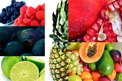 Fruits Freshness Royalty Free Stock Photography