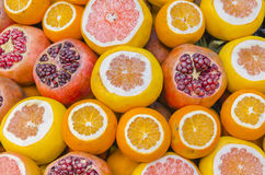 Fruits Royalty Free Stock Images