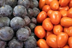 Fruits full screen. royalty free stock images