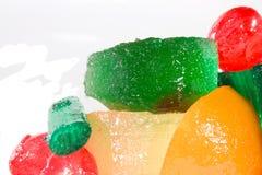 fruits glacés Photographie stock libre de droits