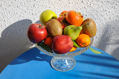 Fruits of Greece Stock Images