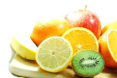 Fruits for healthy diet Royalty Free Stock Images