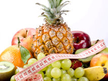Fruits - Healthy Diet Royalty Free Stock Images