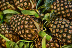 Fruits. Healthy Raw Food. Organic Pineapples. Nutrition, Vitamin Stock Images