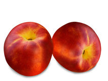Fruits  hybrid  peach  apricot Stock Images