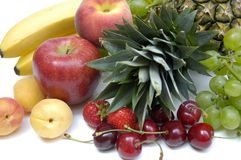Fruits II stock photography