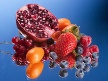 Free Fruits II Royalty Free Stock Photography - 8740257