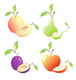 Fruits images Stock Image