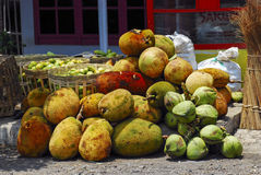 Fruits in Indoniesia Royalty Free Stock Image