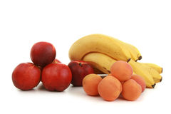 Fruits isolated Royalty Free Stock Photos