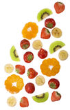 Fruits isolated Royalty Free Stock Photo
