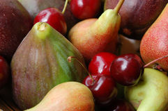 Fruits in June Royalty Free Stock Image