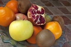 Fruits juteux photographie stock