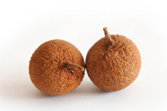 fruits longan Стоковое Фото