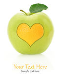 Fruits love Royalty Free Stock Image