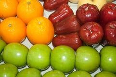 Fruits mélangés Photos stock