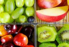 Fruits mélangés Photos libres de droits