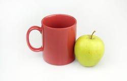 Fruits mandarine et pomme Photo libre de droits