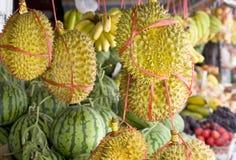 Fruits  market Royalty Free Stock Photos