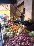 Fruits market Stock Photo