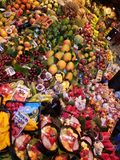 Fruits at the market Stock Photo