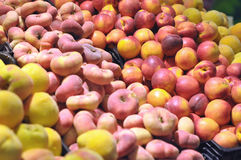 Fruits in the market Royalty Free Stock Photo