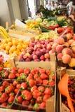 Fruits on the market Stock Image