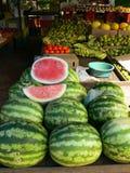Fruits marketing. In Brasil stock photos