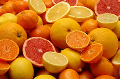 Fruits mix Royalty Free Stock Photo