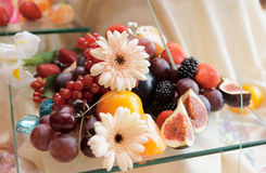 Free Fruits On Banquet Table Stock Photo - 15963090