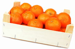 Fruits-Orangen Stock Photography