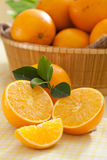 Fruits oranges Photographie stock libre de droits