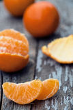 Fruits oranges photographie stock