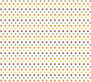 Fruits pattern in white backdrop Stock Photography