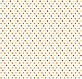 Fruits pattern in white backdrop Stock Images
